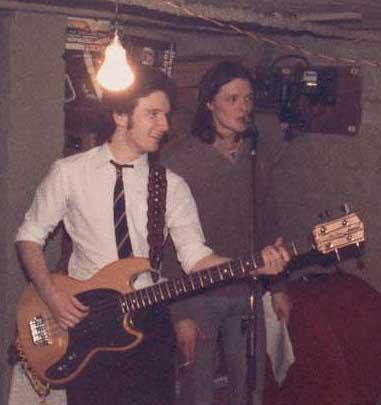 Wal Pro 1e bass guitar