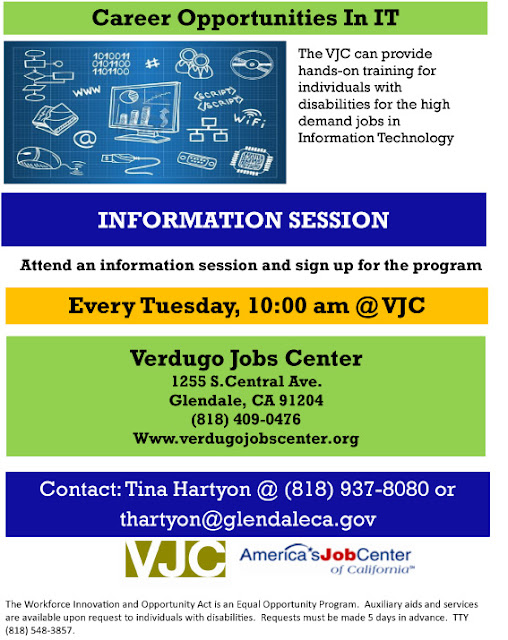 Hands On IT Training For Job Seekers With A Disability