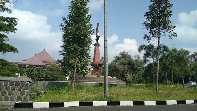 Gedung Bupati Kabupaten Tasikmalaya