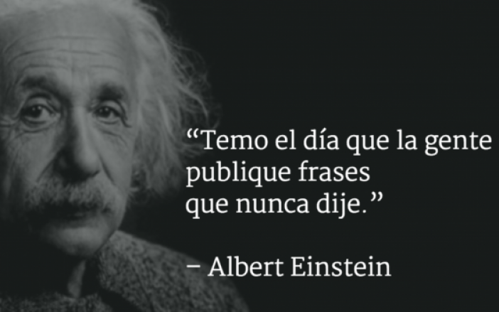 Albert Einstein Frases De Tecnologia