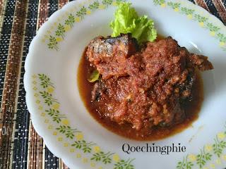 Resep dan Cara Membuat  Ikan Tongkol Balado