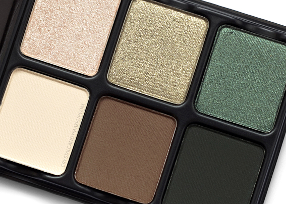 Viseart Theory Eyeshadow Palette VI Absinthe Review
