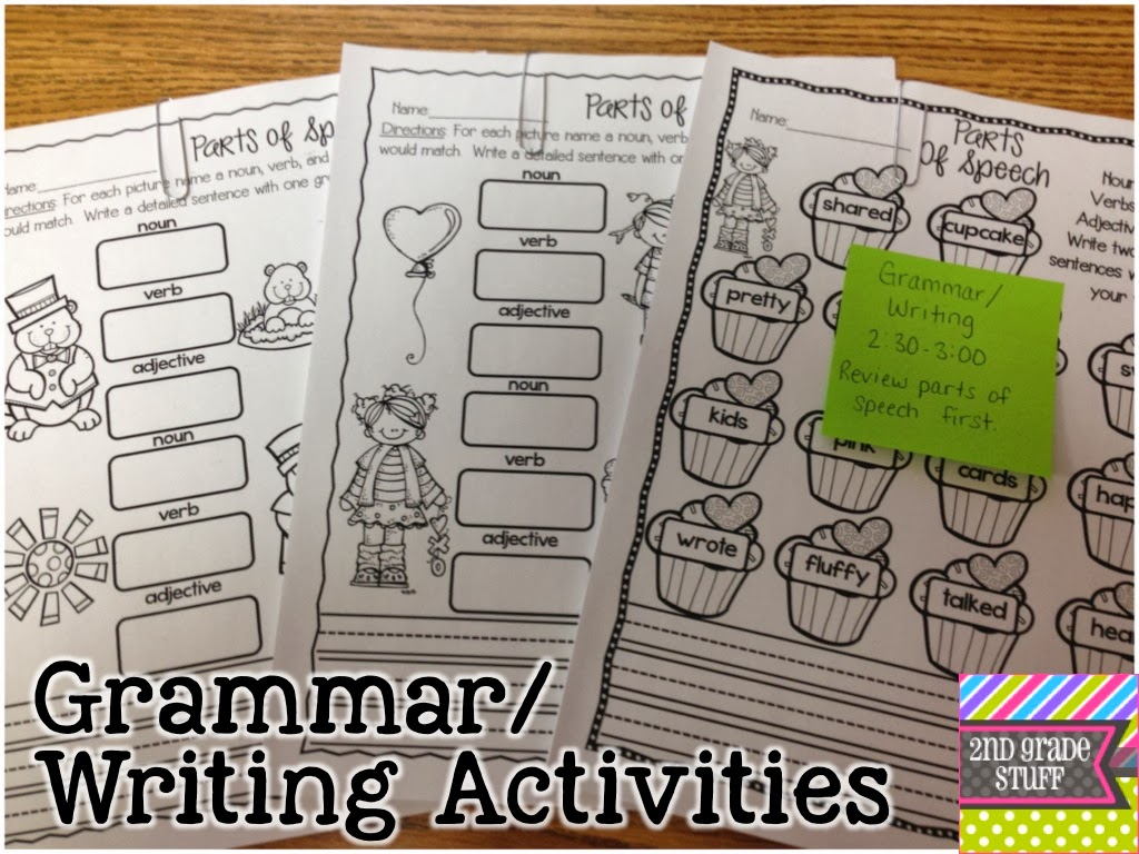2nd Grade Stuff Resources That Keep Us Afloat