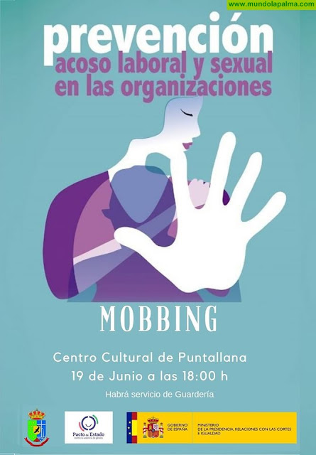 Prevención Acoso Laboral y Sexual en las Organizaciones en Puntallana