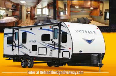 KOA & Keystone RV partner for RV Giveaway