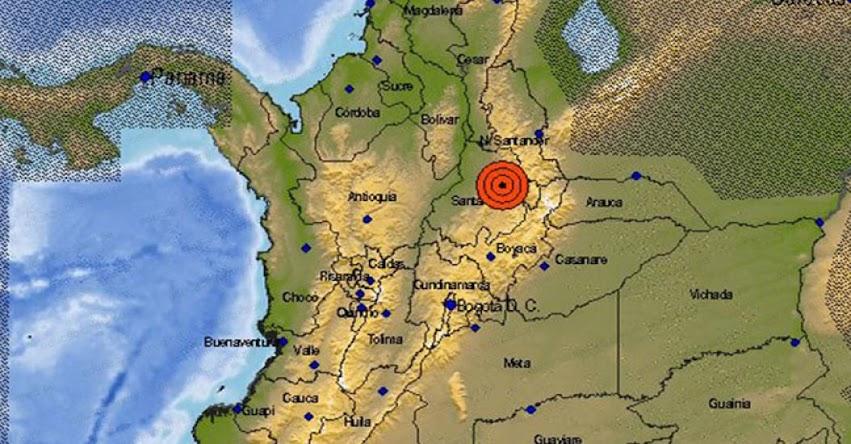 TERREMOTO EN COLOMBIA de magnitud 5.8 (ACTUALIZADO Hoy Martes 7 Agosto 2018) Sismo Temblor Epicentro - Bogotá - Medellín - Barranquilla - Cúcuta - Floridablanca - Duitama - Bucaramanga - SGS - www.sgc.gov.co