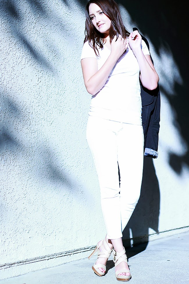 Summer white, Amanda Goodhue