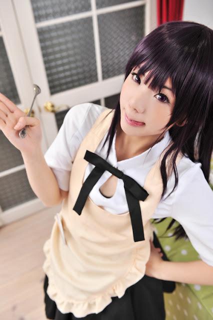 big sale e6e43 fb6ae Touya Hibiki, Japanese cosplayer