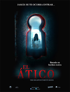 The Disappointments Room (El ático) (2015)
