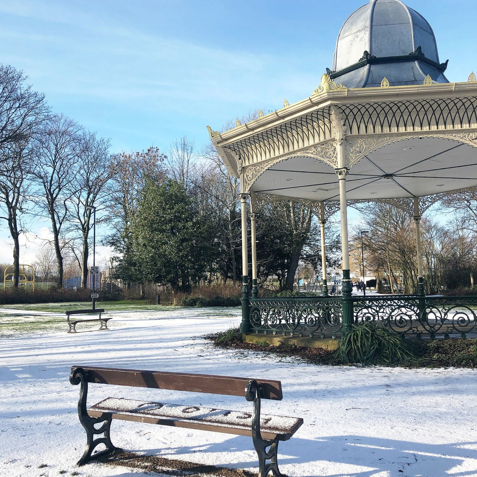 February Days - Snow in Newcastle