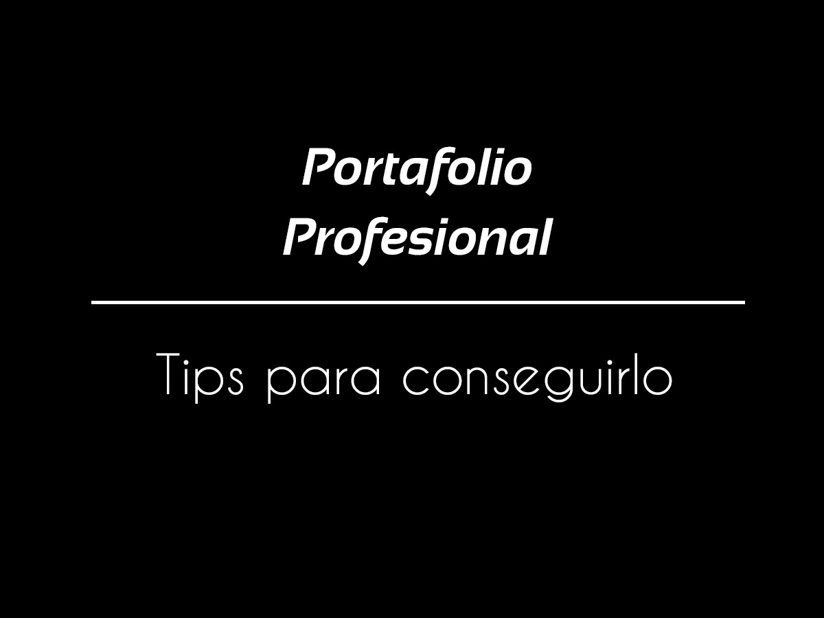 10 tips para crear un portafolio de dise o gr fico for Portafolio de diseno grafico pdf