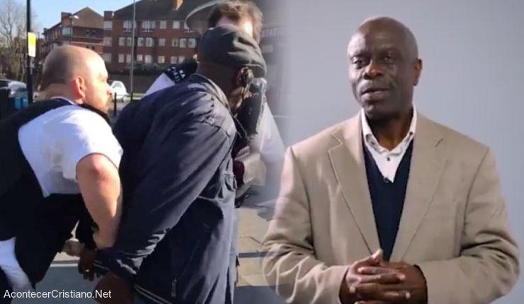 Predicador nigeriano arrestado en Londres
