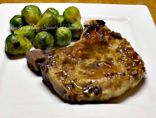 Home Sweet Homestead: Dijon Pork Chops