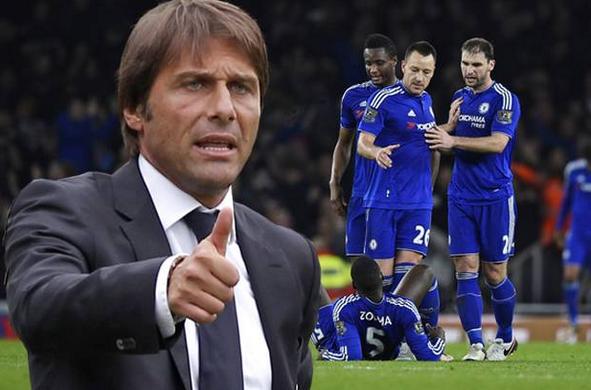 Antonio Conte Pelatih Baru Chelsea di Musim ini