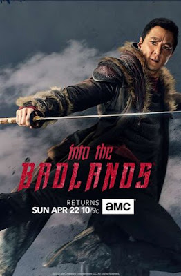 Into The Badlands S03 Dual Audio Series 720p HDRip HEVC