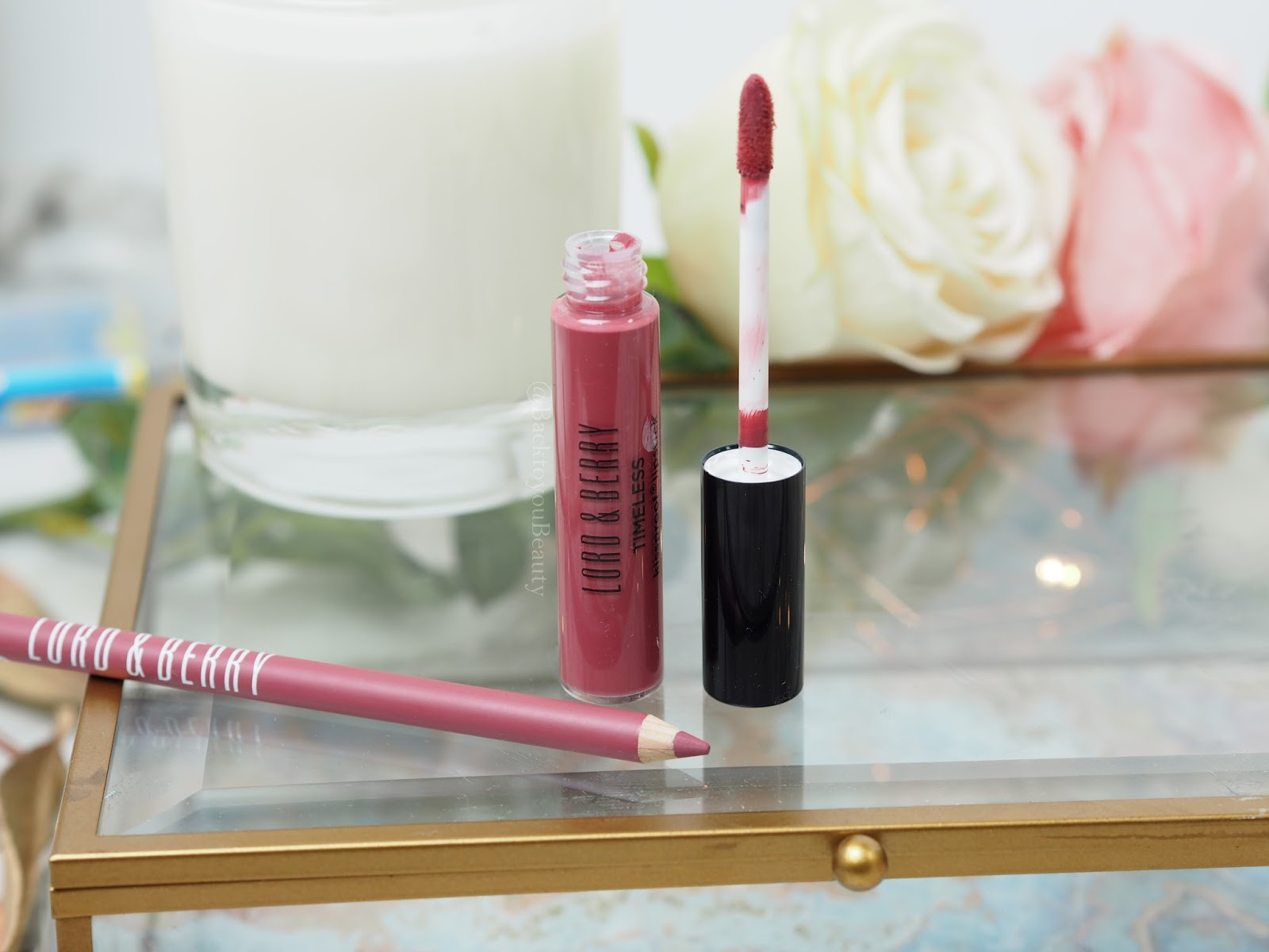 Lord & Berry Timeless Kissproof Lipstick in Bloom