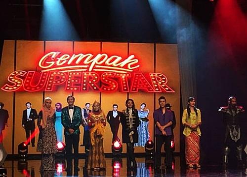 Konsert Gempak Superstar minggu 4, senarai lagu peserta Gempak Superstar minggu keempat, gambar Konsert Gempak Superstar minggu 4
