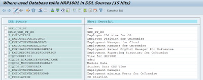 How to build a Custom Hierarchy in ABAP CDS views