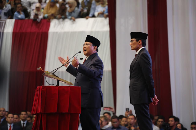 Mengapa Kita Pilih Prabowo