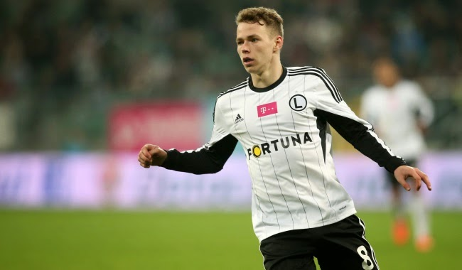Arsenal eye £8million midfielder Ondrej Duda