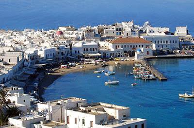 Isla Mykonos - Grecia