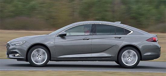 Burlappcar: 2018 Buick Regal/Opel Insignia
