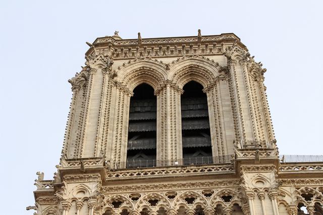 Diário de Viagem: Catedral de Notre Dame, Paris