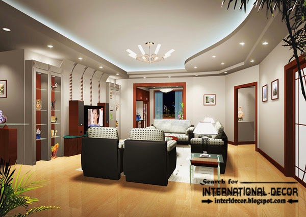 Best collection of plasterboard ceiling designs and drywall for Custom ceiling designs