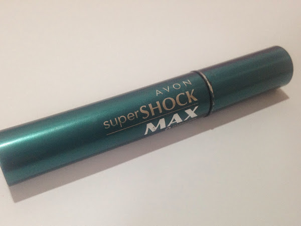 AVON Super Shock Max Mascara Product Review