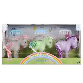 My Little Pony Snuzzle 35th Anniversary Collector Ponies G1 Retro Pony