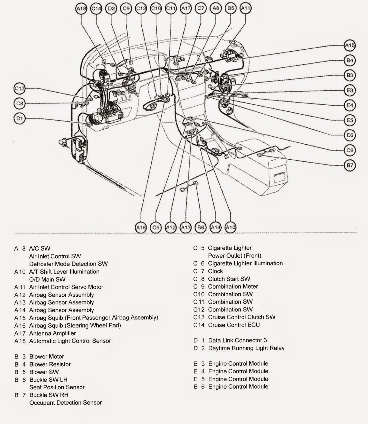 [DIAGRAM] Opel Astra G Ac Wiring Diagram FULL Version HD