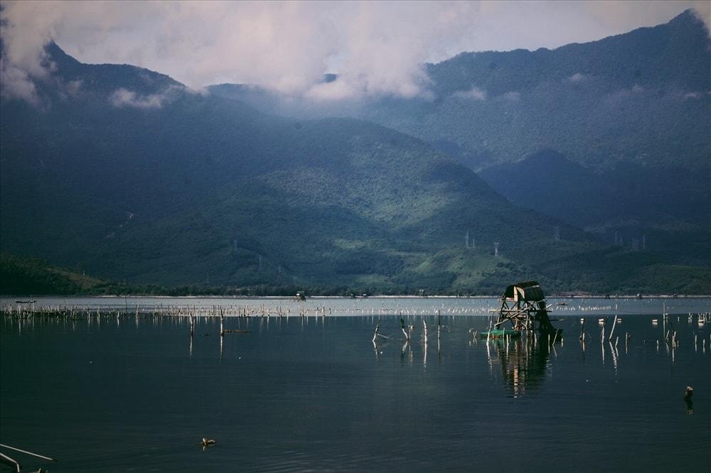 Đầm Lập An: Chốn giao tình giữa núi và biển -8