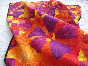 Imaginary Blooms Quilt