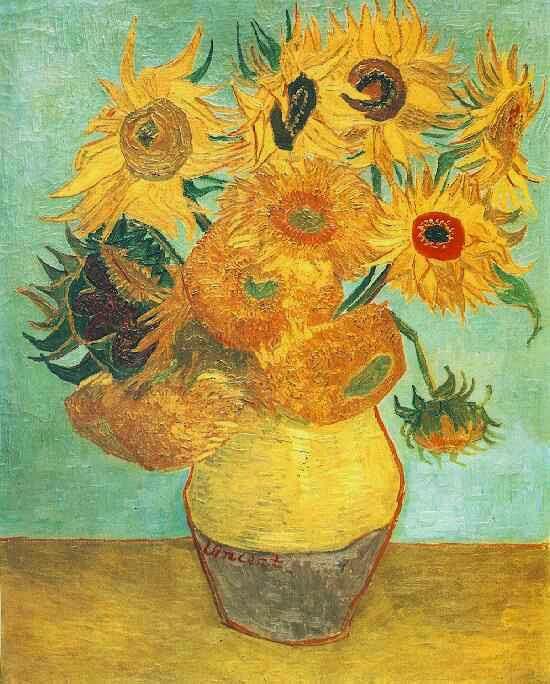 Vincent Van Gogh gondolatai