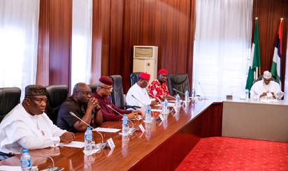 Ekweremadu, S'East PDP Govs working for Buhari – BMO | Baba News