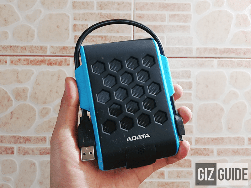 Raffle: ADATA HD720 1TB External HDD