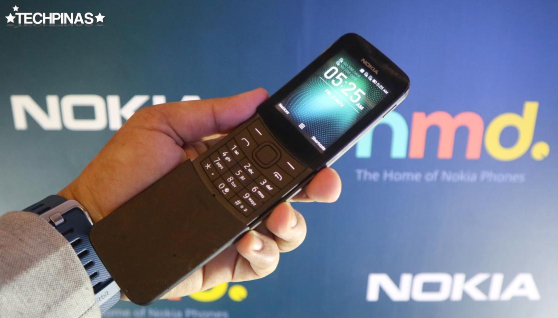 Nokia 8110 4G 2018