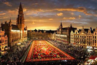 Kota Brussels - Belgia