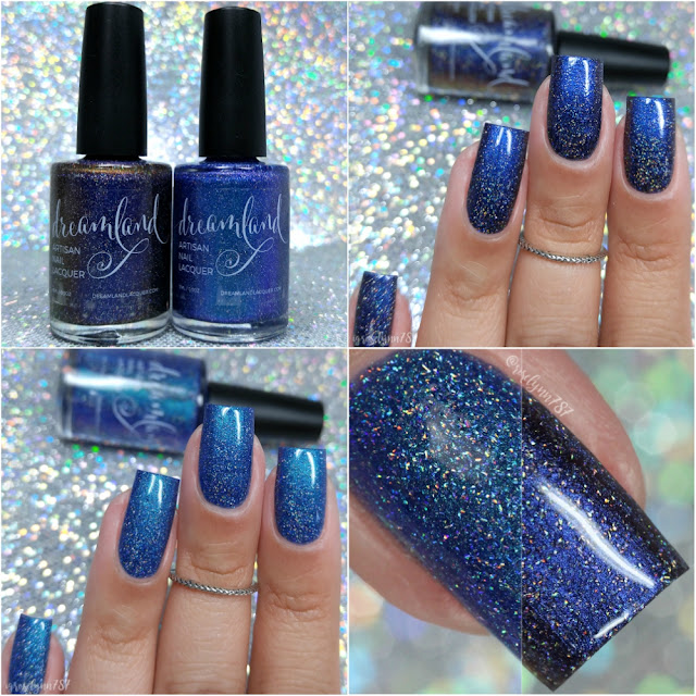 Dreamland Lacquer - 5 Year Anniversary Celebration Duo