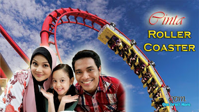 Cinta Roller Coaster TV3