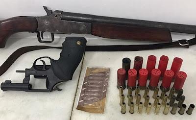 Operação apreende armas e paredões de som automotivo em Soledade