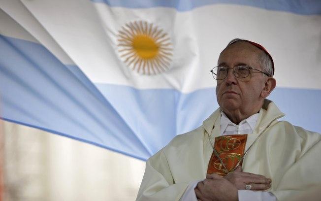 Blog Dos CordÉis: Nosso Papa é Argentino Mas Meu Deus é Brasileiro