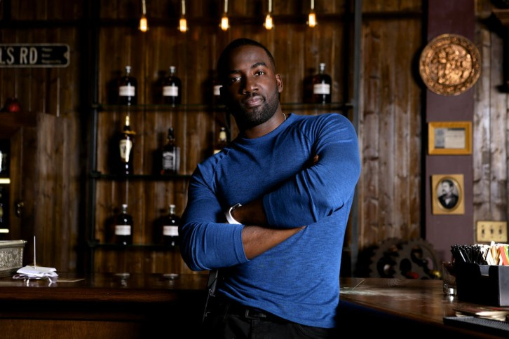 Performers of the Month - July Winner: Outstanding Actor - Shamier Anderson