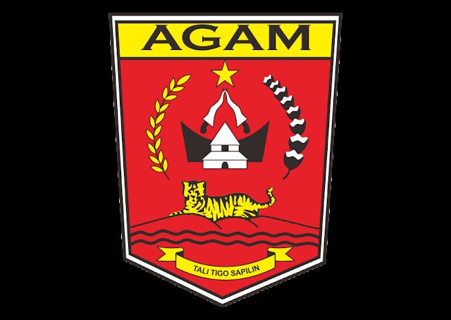 Logo Kabupaten Agam Vector CDR