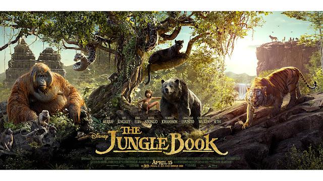 Semua Tentang Film The Jungle Book | Sinopsis, Preview, Fakta, Behind the Scene