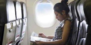 Perkara Yang Akan Jadi Pada Tubuh Badan Bila Naik Kapal Terbang
