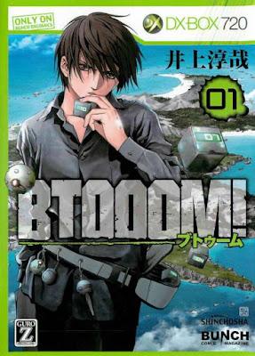 BTOOOM! Volume 01
