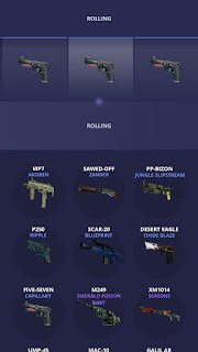 CSGO CLICKER WEAPONS and CASES 2 v2017.1.5 Mod Apk (Money)  for Android