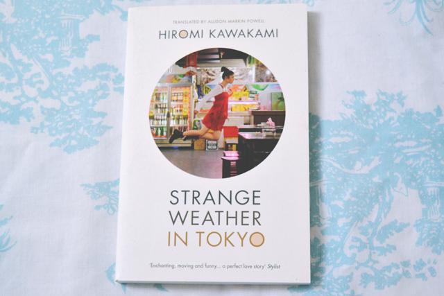 Strange Weather in Tokyo Hiromi Kawakami Review