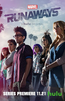 runaways serial marvel